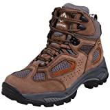 Vasque Men's Breeze GTX Hiking Boot,Taupe/Burnt Orange,9.5 M US