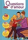 Questions d'amour 8-11 ans par Dumont