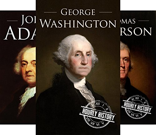President Biographies (3 Book Series)