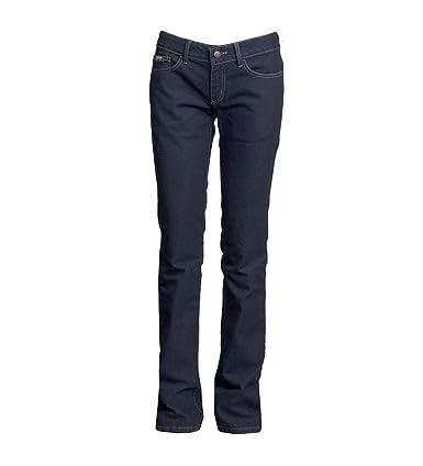 14RG Lapco FR L-PFRD10C 14RG Ladies FR Classic Fit Jeans Washed Denim 100/% Cotton