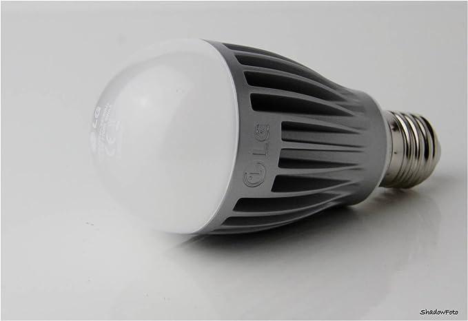 LG A19 LED bombilla E27, 12,8 W, luz blanca cálida, 810