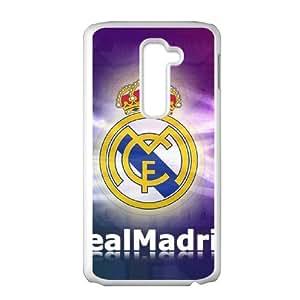 LG G2 Csaes phone Case Real Madrid CF MDL93982