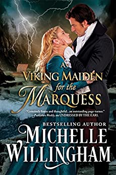 A Viking Maiden for the Marquess by [Willingham, Michelle]