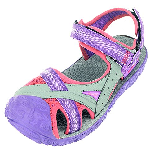 SIX TEN Womens Outdoor Sandals Closed Toe