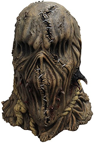 Scare the Crows Scarecrow Mask (Scarecrow Masks)