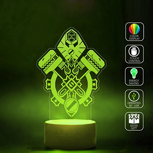sanjie-gnome-crest-wow-logo-home-bedroom-decorative-night-light-usb-cable-smart-touch-button-led-mul