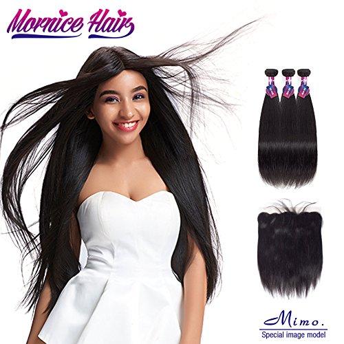 Peruvian Hair Bundles Mornice Straight