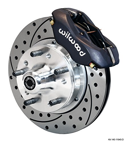 NEW WILWOOD FRONT DISC BRAKE KIT, 11