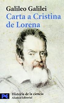 Carta a Cristina de Lorena par Galilei