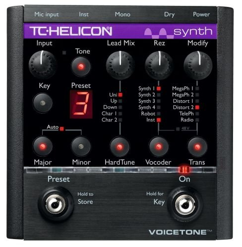TC-HELICON VoiceTone Synth B002TUTUIC
