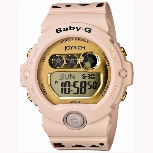 Reloj Casio Baby-g Bg-6900jr-4er Mujer Dorado