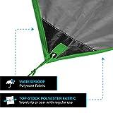 Bear Butt Double Hammock Tent Rain Fly - 11 x 9 ft