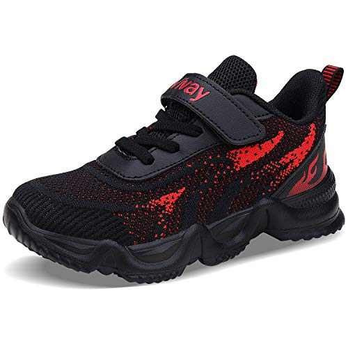 FEITAI Kids Tennis Shoes Lightweight Running Shoes Walking Sneakers for Boys and Girls(Little Kids/Big Kids)