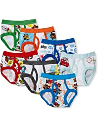 Little Boys' Cars 7-Pack Brief