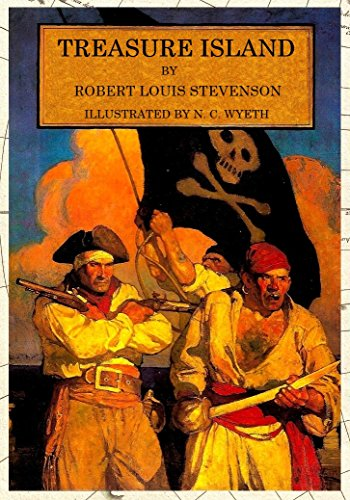 Image result for n c wyeth treasure island amazon