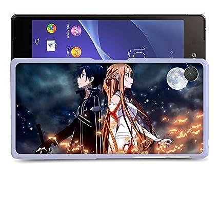 Amazon.com: Case88 Designs Sword Art Online SAO Kirito ...