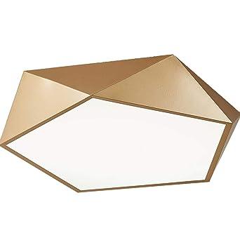 Luz de techo LED simple, accesorio de iluminación de lámpara de ...
