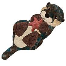 "First & Main 7"" Floppy Under the Sea Otter Basic Plush Toys"