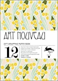Art Nouveau : Gift and creative paper book Vol. 1 (English, French, Italian, Dutch, German, Spanish, Japanese and Chinese Edition)