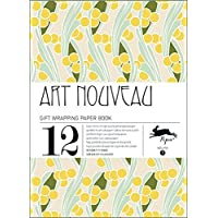 Art Nouveau: Vol. 1: Gift & Creative Paper Book (Gift wrapping paper book (1))