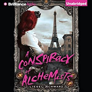A Conspiracy of Alchemists Audiobook