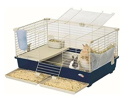 Jaula para roedores, Conejos, cobayas, 82 x 51 x 42 cm Mod. Tommy ...