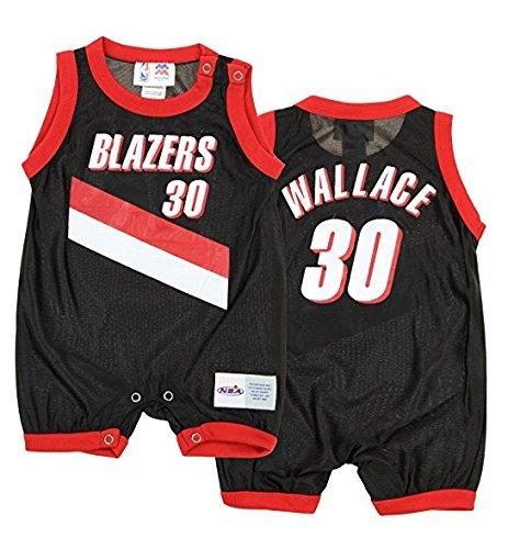 Blazers Portland Posters: Rasheed Wallace Trail Blazers Memorabilia, Trail Blazers