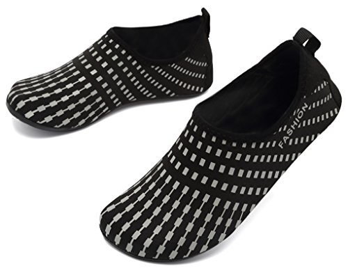 Yoga for Womens Aqua and Swim Shoes Exercise Water Socks Barefoot Mens Treesliver Beach Surf AoSiFu Pool wqPHT06Hx
