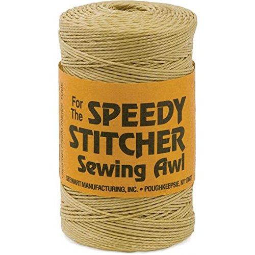 - Speedy Stitcher SEW170-BRK Fine Polyester Thread 180 yd