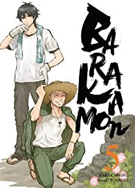 Barakamon, tome 5 par Satsuki Yoshino