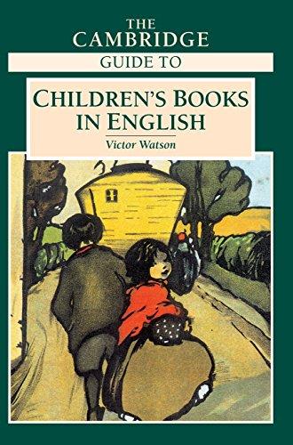 The Cambridge Guide to Children's Books in English (Cambridge Reading)