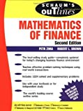 img - for Schaum's Outline of Mathematics of Finance by Petr Zima (1996-06-01) book / textbook / text book