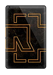 Excellent Hard Cell-phone Cases For Ipad Mini (Apu9420TNcp) Customized Attractive Rammstein Skin