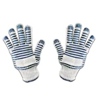 The Legendary Magic Oven Glove Hot Surface Handler (PAIR) - Cook, Adjust, Repair & Work Safely with the glove that can withstand temperatures of up to 540°F