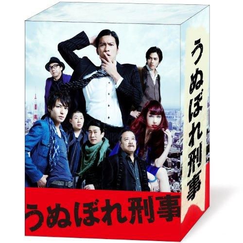 Unubore Deka Japanese TV Series Blu-ray Box 6 Disc