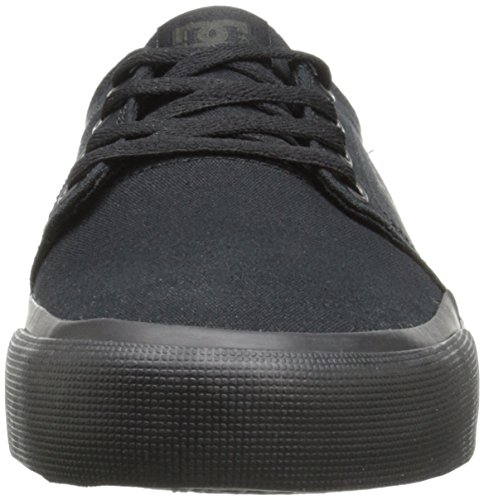 Black Trase Mode DC TX Shoes Baskets Black Homme Black qvvR4OU