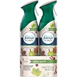 Febreze Limited Edition Air Effects Room Spray AUTUMN CHARM 9.7 oz (1 TWIN PACKS, TOTAL 2 CANS)