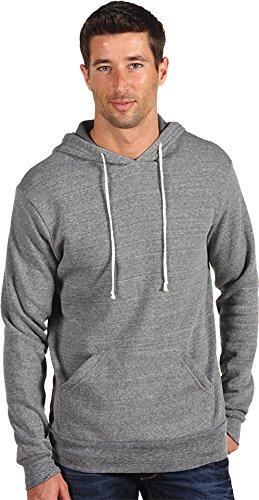 Alternative Men's Challenger Hoodie Sweatshirt, Eco True Roy
