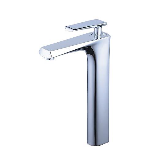 beelee Badezimmer Zubehör, Messing, Design 2,Chrome, tall: Amazon.de ...