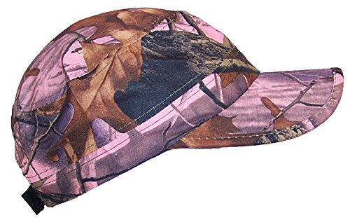 Adult Camouflage Ballcap, Pink Camo made our list of camping gifts couples will love and great gifts for couples who camp