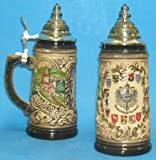 2008 1/2L Germany German Beer Stein