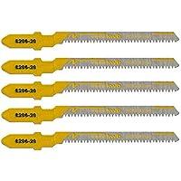 KWB 620625 - Cinco hojas de sierra