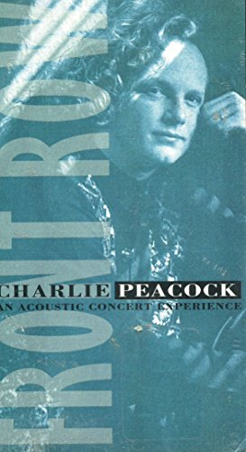 Front Row VHS Peacock Charlie