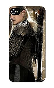 Appearance Snap-on Case Designed For Iphone 5/5s- Legolas And Tauriel - The Hobbit - The Desolation Of Smaug (best Gifts For Lovers)