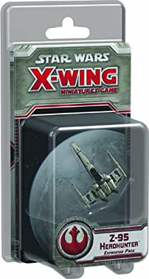 Star Wars X-Wing Z-95 1/270 Scale Headhunter Starfighter from Fantasy Flight Publishing