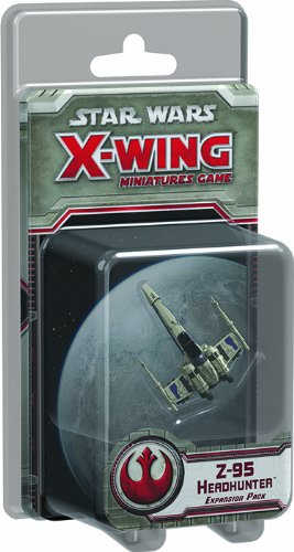 Star Wars X-Wing Z-95 1/270 Scale Headhunter Starfighter