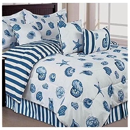 51f5Pn7EYPL._SS450_ Seashell Bedding and Comforter Sets
