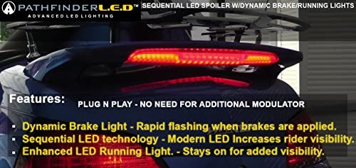 Pathfinder 226-0057 Pathfinder Led Spoiler Light Gl1800