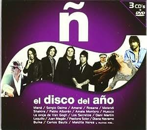Ñ el Disco del Año 2011 (3 Cds + Dvd)