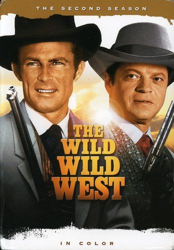 (The Wild Wild West - The Complete Second Season)